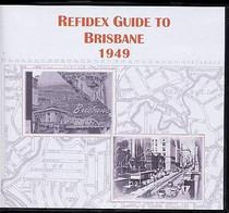 Refidex Guide to Brisbane 1949