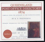 Queensland Post Office Directory 1874 (Bailliere)