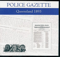 Queensland Police Gazette 1895