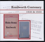 Kenilworth Centenary 1850 to 1950