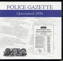 Queensland Police Gazette 1896