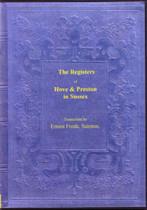 Sussex Parish Registers: Hove and Preston 1538-1812