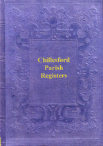 Suffolk Parish Registers: Chillesford 1740-1876