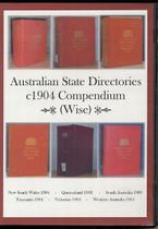 Australian State Directories c1904 Compendium (Wise)