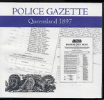 Queensland Police Gazette 1897