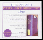 Queensland Post Office Directory 1890 (Hollander and Wright)