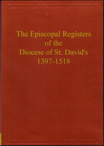 Welsh Parish Registers: Diocese St David's 1397-1518