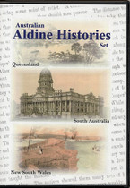 Australian Aldine Histories Set: New South Wales, Queensland and South Australia