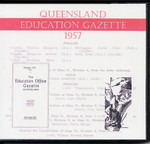 Queensland Education Gazette 1957
