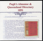 Pugh's Almanac and Queensland Directory 1891