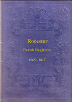 Staffordshire Parish Registers: Rocester 1565-1812