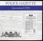 Queensland Police Gazette 1900