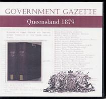 Queensland Government Gazette 1879