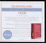 Queensland Post Office Directory 1928 (Wise)