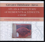Greater Brisbane Area Atlas and Directory of Residents and Streets c1938