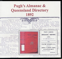 Pugh's Almanac and Queensland Directory 1892