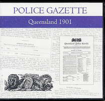 Queensland Police Gazette 1901