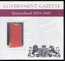 Queensland Government Gazette 1859-60