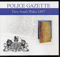 New South Wales Police Gazette 1897