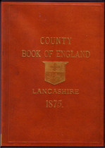 County Book of England and Official List: Lancashire 1875