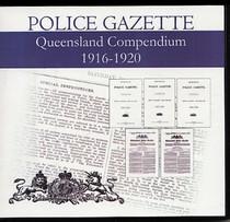 Queensland Police Gazette Compendium 1916-1920
