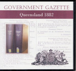 Queensland Government Gazette 1882