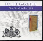 New South Wales Police Gazette 1898