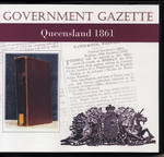 Queensland Government Gazette 1861