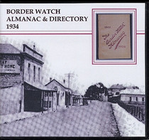 Border Watch Almanac and Directory 1934