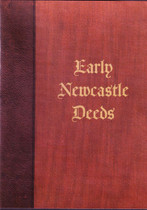 Early Deeds Relating to Newcastle upon Tyne