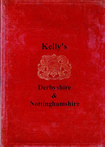 Derbyshire and Nottinghamshire 1895 Kelly's Directory