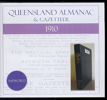 Queensland Almanac and Gazetteer 1910 (Sapsford)