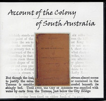 An Account of the Colony of South Australia