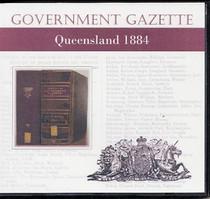Queensland Government Gazette 1884