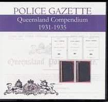 Queensland Police Gazette Compendium 1931-1935