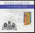 New South Wales Police Gazette 1900