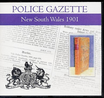 New South Wales Police Gazette 1901