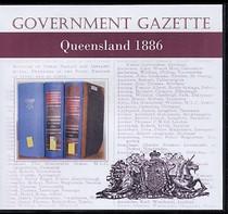 Queensland Government Gazette 1886