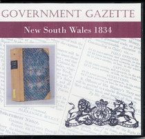 New South Wales Government Gazette 1834