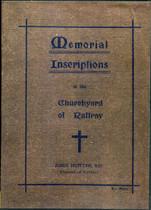 Perthshire Monumental Inscriptions: Rattray
