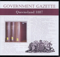 Queensland Government Gazette 1887