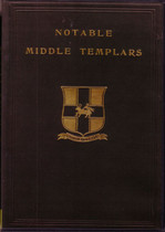 Notable Middle Templars 1501-1901