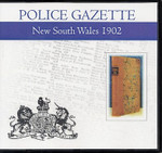New South Wales Police Gazette 1902