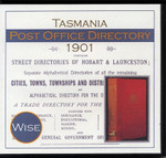 Tasmania Post Office Directory 1901 (Wise)
