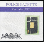 Queensland Police Gazette 1905