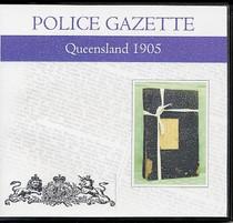 Queensland Police Gazette 1905