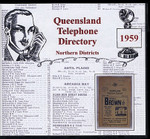 Queensland Telephone Directory 1959: Northern Districts