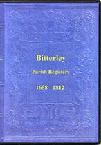 Shropshire Parish Registers: Bitterley 1658-1812