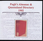 Pugh's Almanac and Queensland Directory 1902