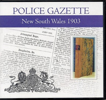 New South Wales Police Gazette 1903